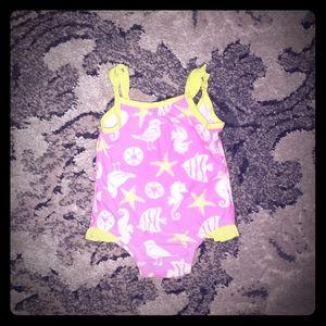 Baby Girl's Swimsuit
